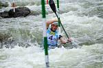 Kajakář Vít Přindiš vyhrál závod Světového poháru ve vodním slalomu v Seu d'Urgell.