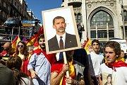 Manifestace za jednotné Španělsko