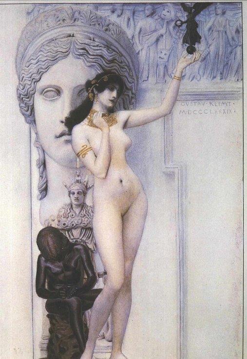 Gustav Klimt: Alegorie sochy