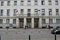 Ministerstvo financí ČR v Letenské ulici v Praze.