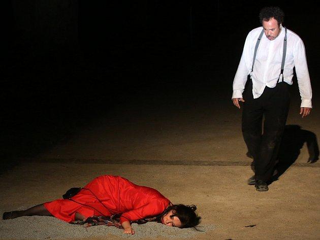Opera Carmen. Ilustrační foto.