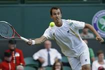 Lukáš Rosol na Wimbledonu 2012.