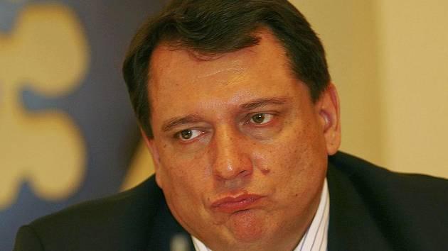 Šéf sociálních demokratů Jiří Paroubek