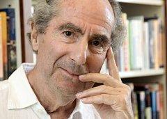 Americký spisovatel Philip Roth