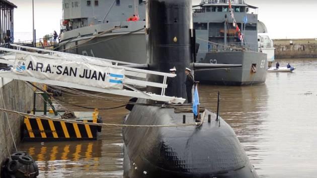 Ponorka A.R.A. San Juan