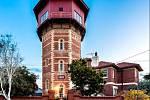 Vodárenská věž v Semaphore u Adelaide
