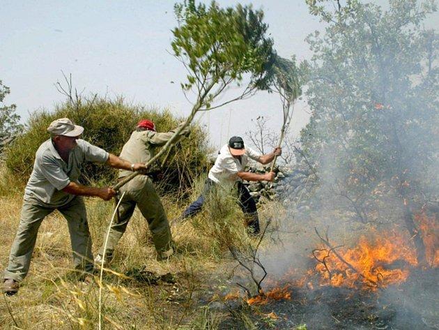 Španělské úřady varují obyvatele a návštěvníky před dopady vedra, které zasáhlo většinu země a zvyšuje riziko lesních požárů.