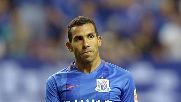 Carlos Tevez.