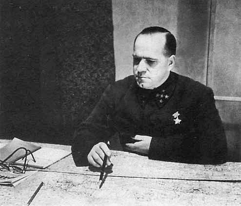 Obranou Moskvy pověřil Stalin začátkem října 1941 generála Georgije Konstantinoviče Žukova