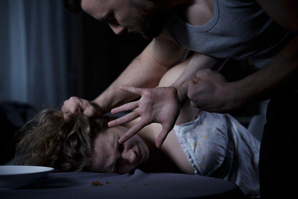 Znásilnění - Ilustrační foto