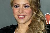 Popová zpěvačka Shakira