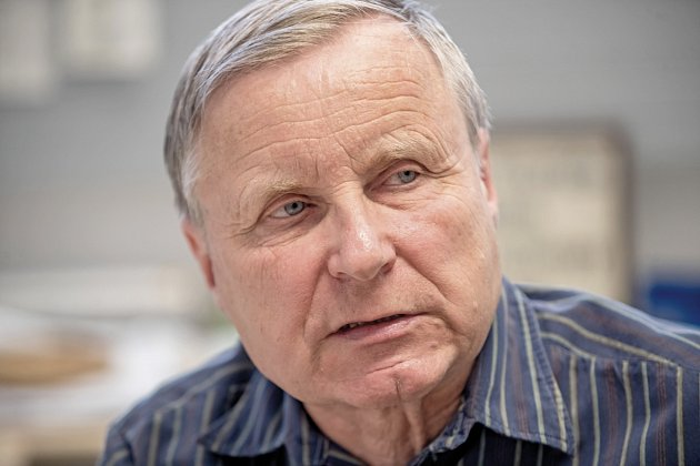 Molekulární imunolog profesor Václav Hořejší.