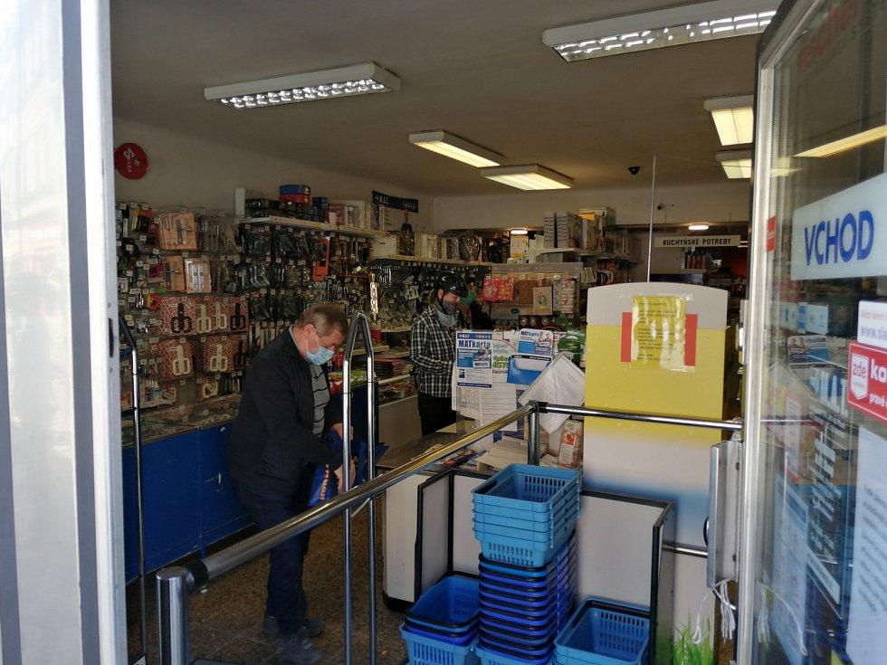 Také města na Kladensku konečně ožívají s příchodem zákazníků.