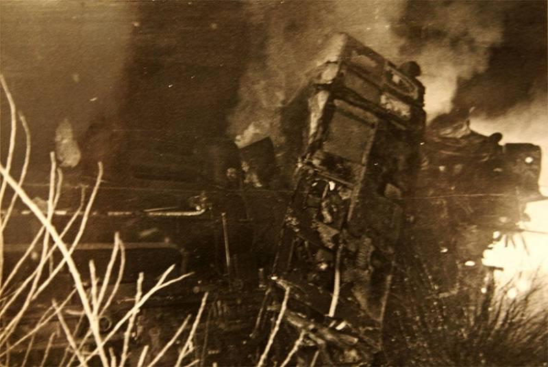 Nehoda u Stéblové