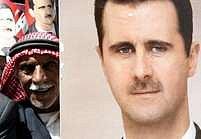 Portrét Bašára Asada