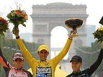 Contador, Evans, Leipheimer
