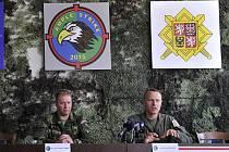 Zřízením velitelského stanoviště na základně v Náměšti nad Oslavou a budováním polních letišť ve vojenských výcvikových prostorech v Boleticích a Libavé dnes začalo letecké cvičení Ample Strike 2015.