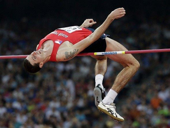 Jaroslav Bába ve finále MS v Pekingu