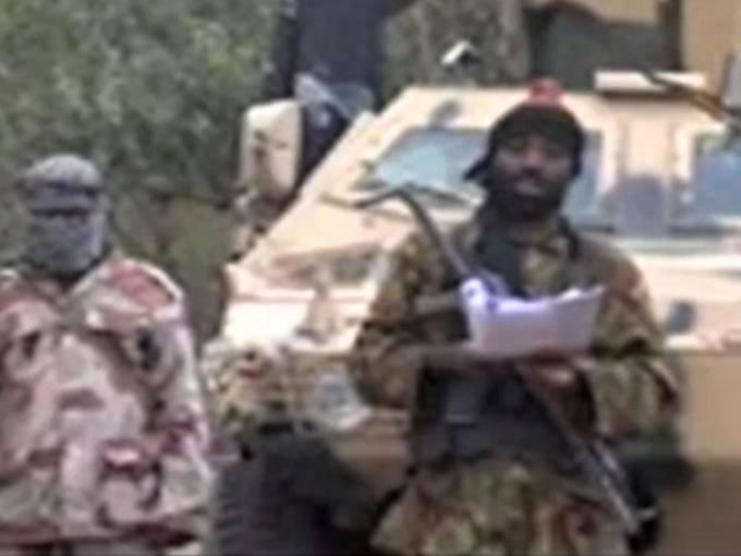 Islamistická skupina Boko Haram.