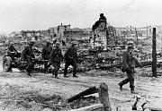 Němci obsazují Stalingrad