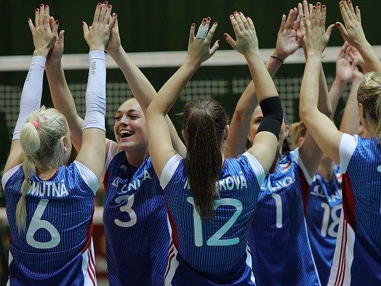 Česká ženská volejbalová reprezentace
