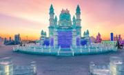 Festival v čínském Charbinu nabízí unikátní podívanou.