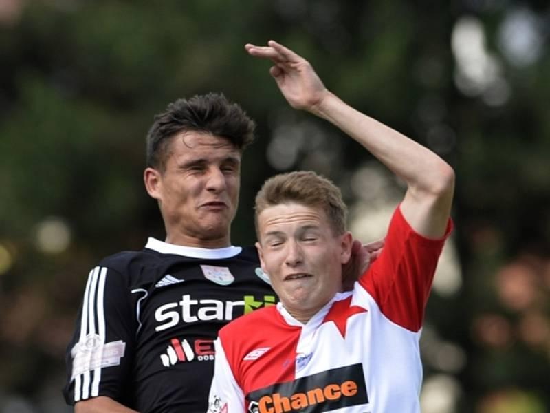 Talent Slavie Jakub Jankto (vpravo).
