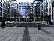 Nové multifunkční centrum Florentinum bylo slavnostně otevřeno 6. ledna v Praze Na Florenci.