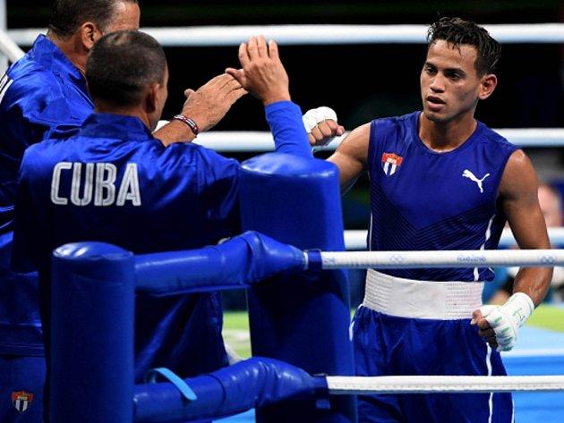 Boxer Robeisy Ramírez.