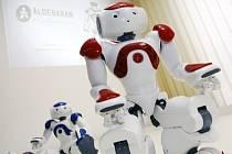 Humanoidní robot Nao