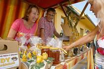 Mladý včelař uspořádal v obci Den medu