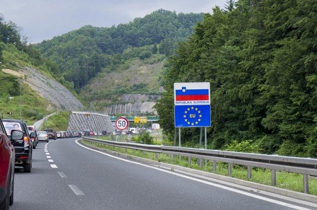 Hraniční přechod Macelj; chorvatsko-slovinské hranice