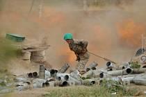 Boje v Náhorním Karabachu