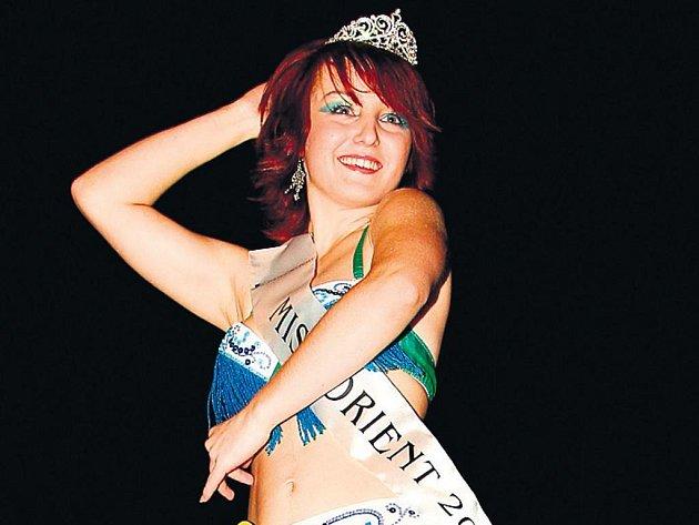 Miss Orient 2007 Kateřina Rychlovská