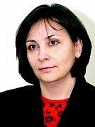 Generální ředitelka Národního památkového ústavu Naděžda Goryczková.
