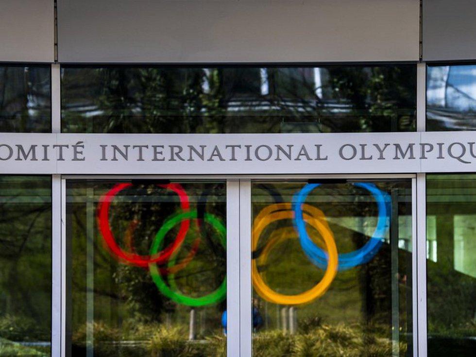Sídlo Mezinárodního olympijského výboru v Lausanne.