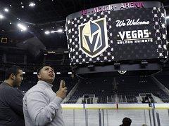 Vegas Golden Knights.
