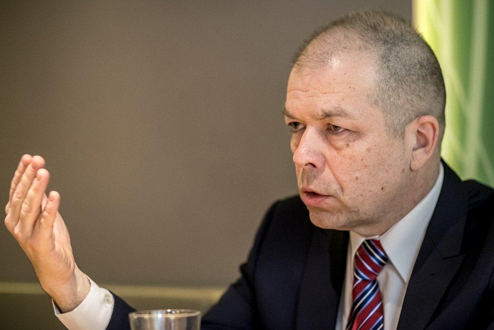 Historik Eduard Stehlík