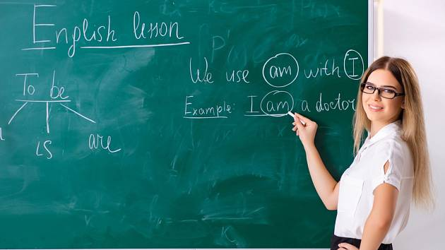 Lektorka angličtiny
