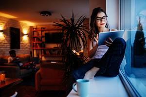 Učit se můžete i při brouzdání na internetu