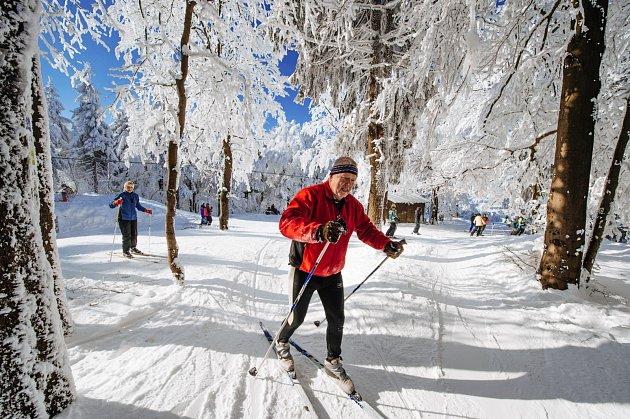Skiresort Bukova hora