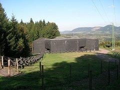 Dělostřelecká tvrz Stachelberg je nejmodernější moderní pevnost v Československu