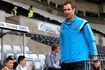 Swansea - Chelsea: Petr Čech už před rozchytáním věděl, že jde do brány