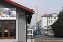 Továrna HP Pelzer v Žatci