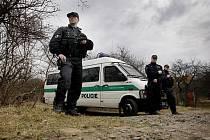 V pražské Troji bylo 16. března nalezeno zahrabané tělo.