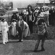 Viktor Parkán - svatba