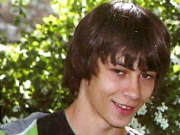 Pohřešovaný Petr Fajnor z Volšov na Klatovsku.