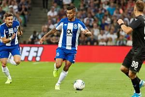 Záložník portugalského FC Porto Jesús Corona