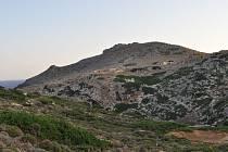 Řecký ostrov Antikythéra