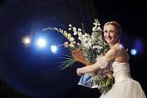 Primabalerína Daria Klimentová.